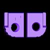 43_Drag_Hand6_BisepLock_BLACK.stl Download STL file ARTICULATED DRAGONLORD (not Dragonzord) - NO SUPPORT • 3D printer model, Toymakr3D