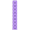 T-34-76 - tracks_NARROW_x18.stl Télécharger fichier STL T-34/76 pour l'assemblage, avec voies mobiles • Objet pour imprimante 3D, c47