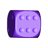 Dice by yiixpe.stl Download free STL file Dice by yiixpe • 3D print model, yiixpe