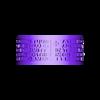 Christen Pater Noster  Our Fathers Prayer  ring.stl Télécharger fichier STL gratuit Christen Pater Noster Our Fathers Bague de prière Modèle d'impression 3D • Plan à imprimer en 3D, Cadagency