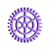 spur_star.stl Download free STL file OpenSCAD Spur Gears • 3D printable template, AlbertKhan3D