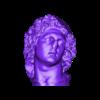 20140908_Alexander_as_Helios_by_Cosmo_Wenman_LoRes_11O_05deci.obj Télécharger fichier OBJ gratuit Alexandre comme Hélios • Modèle pour impression 3D, Ghashgar