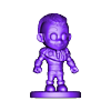 Valhalla1.stl Descargar archivo STL Eivior Chibi ( Assassin's Creed Valhalla ) VIKING Fan Art • Plan de la impresora 3D, MatteoMoscatelli