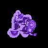 honsou_presupported.stl Télécharger fichier STL gratuit Le guerrier métis • Objet à imprimer en 3D, LoggyK