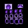 fingers.stl Télécharger fichier STL gratuit Gantelet pour enfants • Plan pour imprimante 3D, kimjh