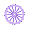awi_br_lmbr_wheel_1_1.stl Télécharger fichier STL gratuit Guerre d'Indépendance Américaine - Partie 8 - Artillerie générique et avant-trains • Design à imprimer en 3D, Earsling