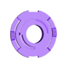 Back_Cap_Final.STL Download free STL file Diana Lens adaptor for Konstruktor camera • 3D printer object, JimmyPhua