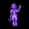 adventure_hello.OBJ Download free OBJ file [FREE] Girl Adventurer • 3D printing template, warpentak