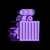 Hemi_V8_Supercharged.stl Télécharger fichier STL gratuit Pack de variétés de moteurs Gaslands • Objet imprimable en 3D, Marcus_GT500