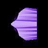 batmanbust_reworked_separate_face_dual_extrusion.stl Télécharger fichier STL gratuit Buste Batman (pour double extrusion) • Plan pour imprimante 3D, Runstone