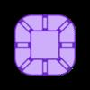 LARGE.stl Télécharger fichier STL gratuit Earbud holder - 3 sizes • Objet à imprimer en 3D, Heliox