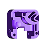 Cube1R.stl Télécharger fichier STL gratuit Un cube de flipper avec un équipement intérieur. • Objet à imprimer en 3D, SiberK