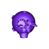 KorolevaLES.stl Download free STL file Pig Royal Family • 3D printer model, shuranikishin
