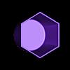 Flowerpot sixtoround.stl Download free STL file flowerpot six to round • Design to 3D print, TimBauer-TB3Dprint