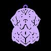 6.stl Download STL file Dogs • 3D printing object, GENNADI3313