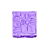 Skull_Alcove_1.stl Download free STL file Stackable Skull Alcove Terrain • 3D printing template, Ellie_Valkyrie