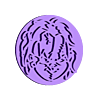 chucky_cookie_Stamp.stl Download free STL file Chucky Cookie Cutter And Stamp • 3D printable design, JeenyusPete