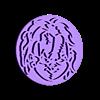 chucky_cookie_Stamp.stl Télécharger fichier STL gratuit Coupe-biscuit et timbre Chucky • Objet à imprimer en 3D, JeenyusPete