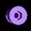 TensionKnobRevison3.stl Télécharger fichier STL gratuit Chariot à tension réglable (Max Micron et autres Prusa i3) • Design pour imprimante 3D, Thomllama
