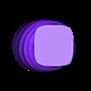 Simple_Twisted_Vase_5.STL Download free STL file Simple Twisted Vase 5 • 3D printer design, David_Mussaffi