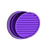 LargeVent.stl Download free STL file Sci-fi Miniature Terrain - Scalable Vent • 3D print object, LoreChest