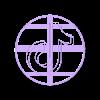 Logo tiktok en circulo 9cm.stl Télécharger fichier STL gratuit Set tik tok x2 - Coupe-biscuit - Coupe-biscuit • Objet imprimable en 3D, covidgato
