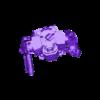 Dark Crusader - Redemption Mausoleum - Plasma + Flamer.stl Download free STL file Dark Crusader Redemption Mausoleum • 3D printer design, GrimmTheMaker