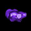 Zoe-naked__Cut_3_.stl Télécharger fichier STL gratuit Zoe nue - 3dscans.sk • Objet imprimable en 3D, Reneton