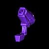 Gun.stl Télécharger fichier STL TUEUR À GAGES • Objet à imprimer en 3D, freeclimbingbo