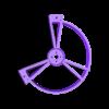 duct_065_low_profile_rr.stl Télécharger fichier STL gratuit Micro quadrocoptère - Semi-conduits interchangeables - Châssis en Beecheese V11 • Modèle pour imprimante 3D, noctaro