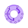 bombazf.stl Télécharger fichier STL gratuit PORTE-CLÉS ZF POMPE DE TRANSMISSION • Plan pour imprimante 3D, brandcorvar
