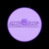 WarOfTheRavaged_dicecup_lid_high.stl Download free STL file War Of The Ravaged - Dice Cup/Shaker • 3D print design, LSMiniatures