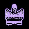 Couronne licorne.stl Télécharger fichier STL gratuit KIT de 5 moules à biscuits Unicorn • Modèle imprimable en 3D, icepro10