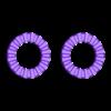 Washer Locking v1.stl Télécharger fichier STL gratuit LiftPod - Support pliable multifonctionnel • Objet à imprimer en 3D, HeyVye