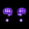 mariohands.stl Télécharger fichier STL gratuit Mario Bros Split • Plan imprimable en 3D, Vishell