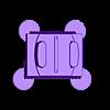 ManfrottoGoPro.stl Download free STL file Manfrotto RC2 quick release - GoPro Hero 3 adapter • 3D print design, Cerragh