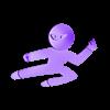 Lauren_Ninja_2.0.stl Télécharger fichier STL gratuit NINJA - EN NINJAFLEX • Objet à imprimer en 3D, crprinting