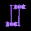 doble mid.stl Télécharger fichier STL gratuit marteau de guerre • Modèle imprimable en 3D, 3liasD