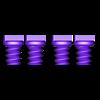 69_Drag_Leg19_AnkleScrew_GREY.stl Download STL file ARTICULATED DRAGONLORD (not Dragonzord) - NO SUPPORT • 3D printer model, Toymakr3D