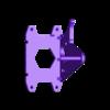 spool_clock_base_R.stl Télécharger fichier STL gratuit Horloge à bobine à filament • Design pour imprimante 3D, marigu