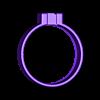 reinforcement_for_jabra_4.STL Download free STL file Repair ring for Jabra Earphones • 3D printer template, rubenzilzer