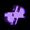 Cross_70.stl Télécharger fichier STL gratuit Sphère hobermanique ( Cuboctaèdre ) • Design pour imprimante 3D, SiberK