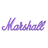 Logo Marshall.stl Télécharger fichier STL gratuit Marshall Amplifier Style Keychain Holder • Plan pour impression 3D, DaGoN
