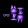 raymond split.stl Télécharger fichier STL gratuit Raymond - Traversée des animaux • Objet imprimable en 3D, skelei