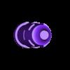 Tail4.stl Télécharger fichier STL gratuit Dr Who Sonic Driver Builder Kit de constructeur de pilote sonique • Objet à imprimer en 3D, Chanrasp