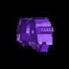 Demi_tete_droite_m.STL Télécharger fichier STL gratuit STARWARS motorisés AT - AT • Plan imprimable en 3D, Rio31