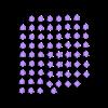 AllPieces.stl Download free STL file RiskPawns • 3D print template, Digitang3D