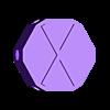 Micro-dome-hexa.stl Download free STL file Mini-dome • 3D printable model, Ogrod3d