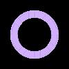 Adapter_DurchmesserHoehe_V2.stl Télécharger fichier SCAD gratuit réglage paramétrique de la hauteur personnalisable pour les planteurs d'orchidées V2 • Modèle à imprimer en 3D, pgraaff