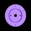 spool_clock_bearing2.stl Télécharger fichier STL gratuit Horloge à bobine à filament • Design pour imprimante 3D, marigu
